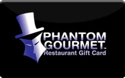 Cameron Mitchell Gift Cards - buy phantom gourmet restaurants gift cards raise