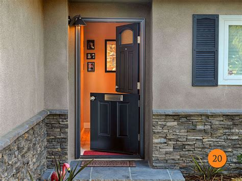choosing front door color how to choose paint colors preferred home design