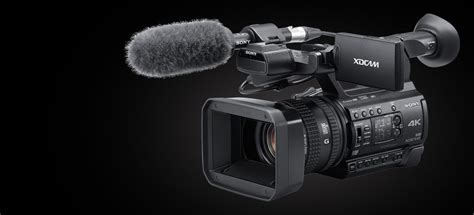 Sony Camcorder Pxw Z150 sony pxw z150 the ultimate quot run gun quot camcorder
