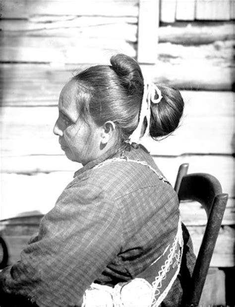 cheeroke haircut images choctaw indians choctaw indians woman in partial native