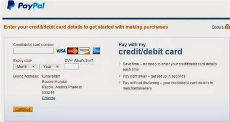 how to make a paypal account with debit card skc world all stuff u need