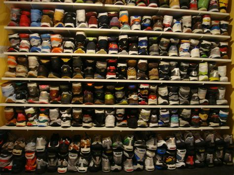 shoe collection 20 of the most epic sneaker collection photos you ll