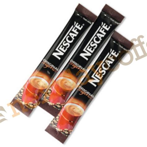 Coffeemix Sachet nescafe original coffee stick sachets 200
