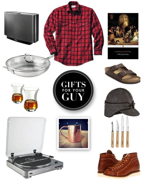 gift for mens guys gift guide on what i wore