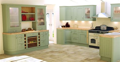 sage and cream shaker style kitchen kitchen decorating housetohome co uk shaker kitchens light airy simple kitchen designs