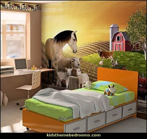 horse themed bedroom decorating ideas decorating theme bedrooms maries manor farm theme