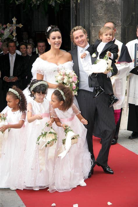 Hochzeit Verona Pooth verona pooth so hat sie sich 252 ber die jahre ver 228 ndert