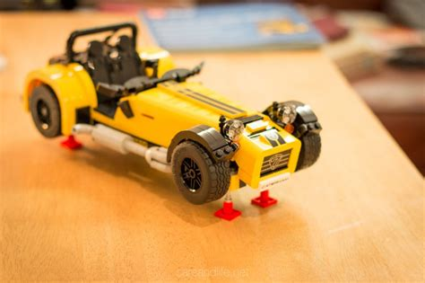 caterham seven 620r lego review cars cars