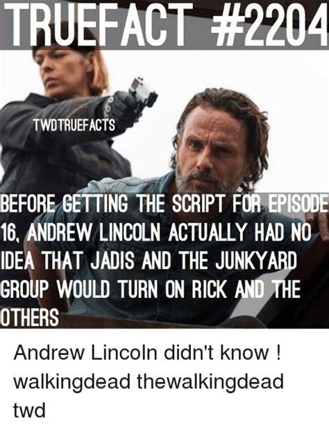 Meme Script - 25 best memes about twd twd memes