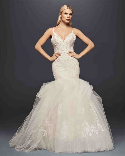 Wedding Hair Dress With Straps by Truly Zac Posen 2017 Wedding Dress Collection