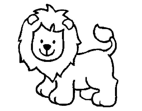 free coloring pages of march lion or lamb