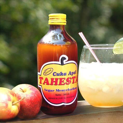 Cuka Apel Tahesta Isi 300ml harga utama cuka apel tahesta 10 cuka apel tahesta original adba0bfd