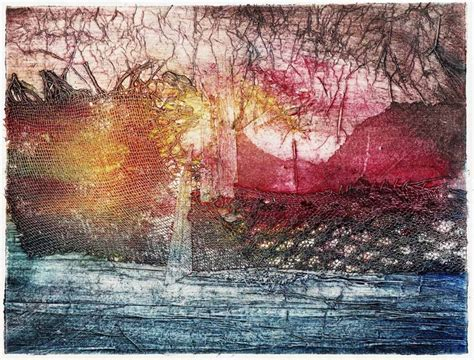 Blus Batik Olla Size 78 best collagraph images on etchings