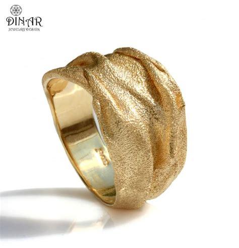 gold wedding band 18k gold band 14k gold thick