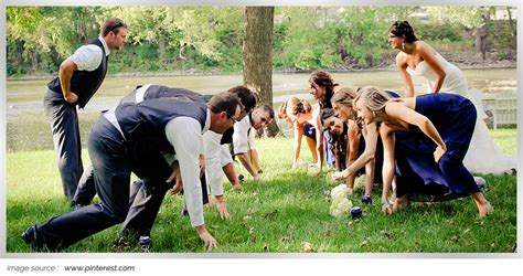 Wedding Lucu by Konsep Foto Bridesmaids Groomsmen Yang Unik Dan Lucu