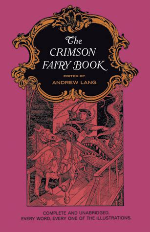 The Crimson Book By Andrew Lang