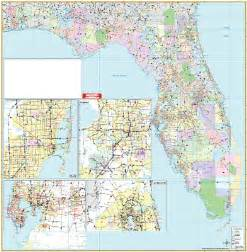 zip codes map florida map florida zip