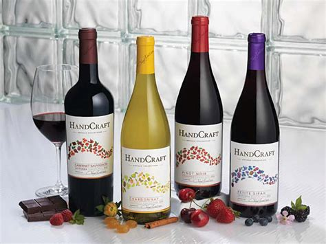 Handcraft Wines - pinot noir chocolate brownies creative culinary a