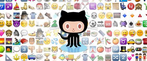 emoji github github brenopolanski all github emoji icons all github