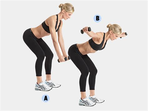 dumbbell exercises without a bench exercises for a natural breast lift