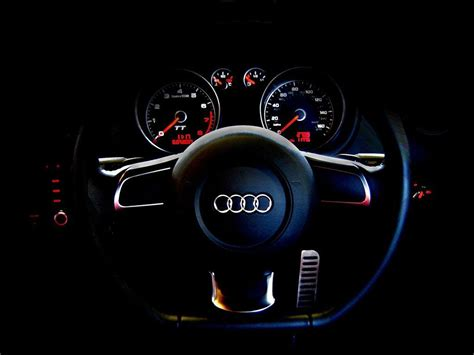 Audi Logo Wallpaper by Audi Logo Wallpapers Wallpaper Cave