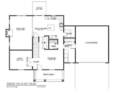 kitchen at front of house plans home christmas decoration dream bedroom creator house plans custom floor plans free