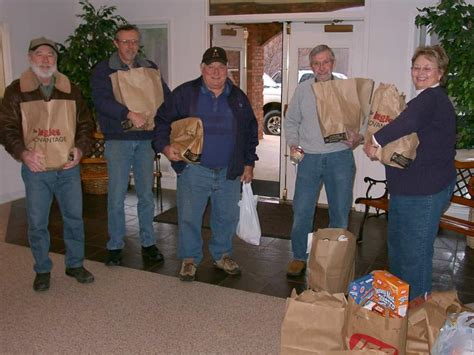 White County Food Pantry by News From Resurrection Episcopal Church