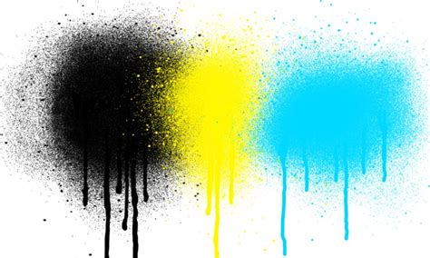 spray paint drips 8 free photoshop brushes you need right now 99designs