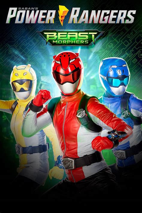 power rangers beast morphers official tv series
