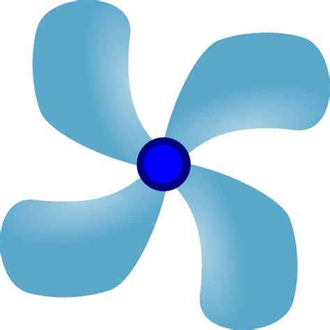 electric boat icon fan icon outline cartoon electric free air public