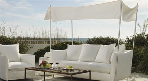 outdoor sofa with canopy circle furniture oleander outdoor sofa with canopy
