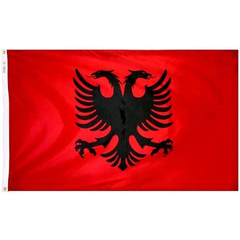 albania flag free large images