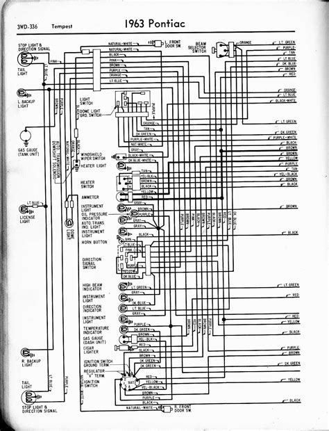 1968 pontiac lemans wiring diagram wiring diagram with