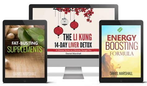 Li Kung Liver Detox Reviews by Li Kung 14 Day Liver Detox Review Is This Liver Detox