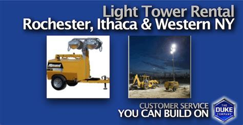 light tower rental prices light tower rental in rochester ny and ithaca ny