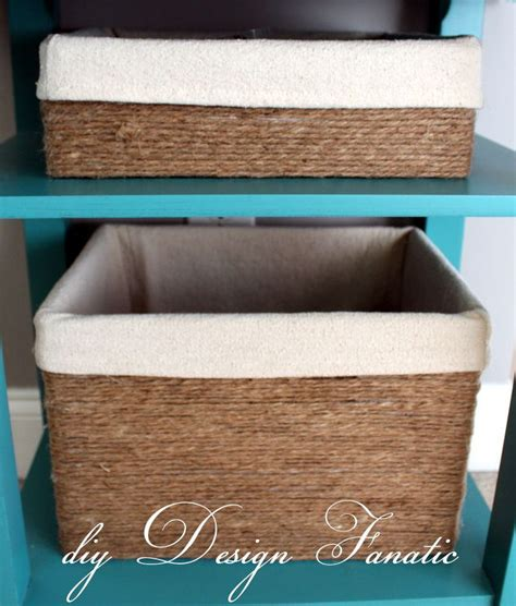 How To Make A Shoe Box Out Of Paper - make quot baskets quot out of cardboard boxes hometalk