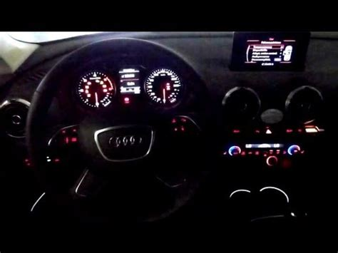 Audi A3 Lichtpaket by 2012 Audi A3 2 0 Tdi Ambition Ambiente Beleuchtung 7 11