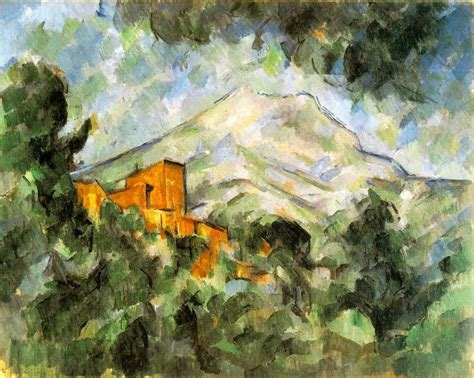 painting saint tudorbethan living in atkins park cezanne the impossibility of painting is merely a feeling