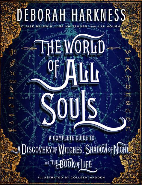 the book of a novel all souls trilogy now available for pre order the world of all souls a