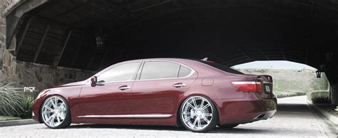 Unique Handmade Ls Lexus Ls Ritz Gallery Mht Wheels Inc