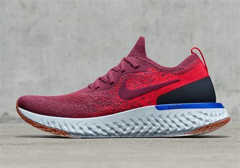 Sepatu Nike Flyknit 4 5 colorways baru sepatu nike epic react flyknit snobkultur