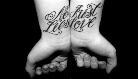 tattoo just love tattoo no lies just love by felicitycharlottex on deviantart