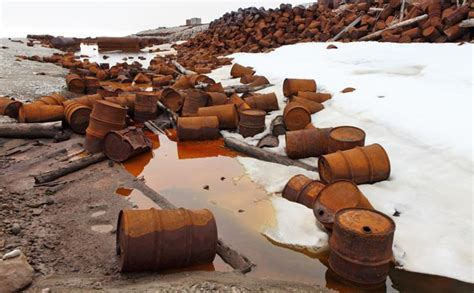 Dump Chemistry Designed By Bonaque by The Tip Of The Iceberg Environmental Damages Fines
