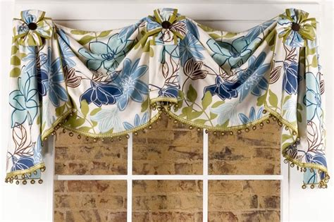 patterns for curtain valances morrison curtain valance sewing pattern