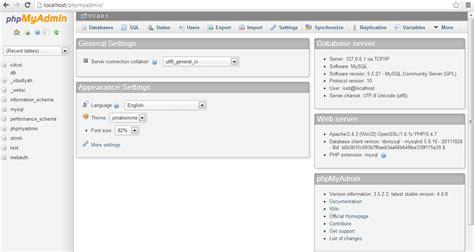 cara membuat database user di xp cara membuat database dan user di xampp