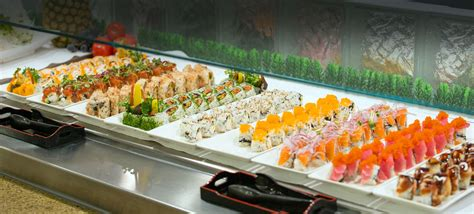 Makino Sushi Seafood Buffet Experience Authentic Buffet Las Vegas