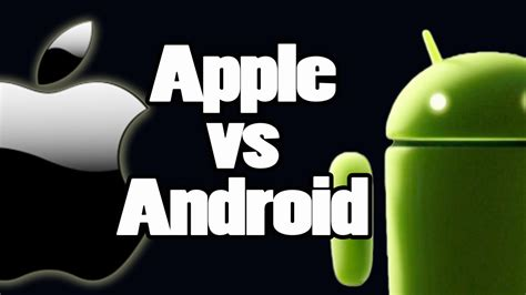 better for android apple vs android which is better for low vision
