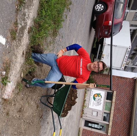 Lu Emergency Way fleming serves united way day of caring fleming college