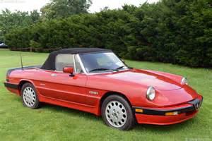 1988 Alfa Romeo 1988 Alfa Romeo Spider Quadrifoglio Conceptcarz