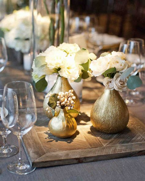 Wedding Centerpieces With Flowers by Glamorous Wedding Centerpieces Martha Stewart Weddings